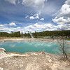 Wall Pool at Biscuit Basin in Yellowstone