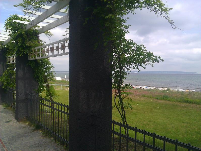 promenade in Binz on Rügen