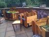 veggies boxes on upper terrace at stattgarten