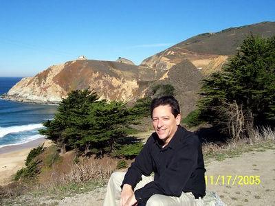 Larry's Visit - 2005