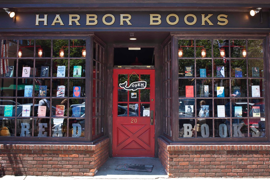 """Read Books,"" Harbor Books, Sag Harbor"