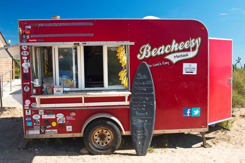 "Beacheesy Montauk, ""The Livin's Easy"""