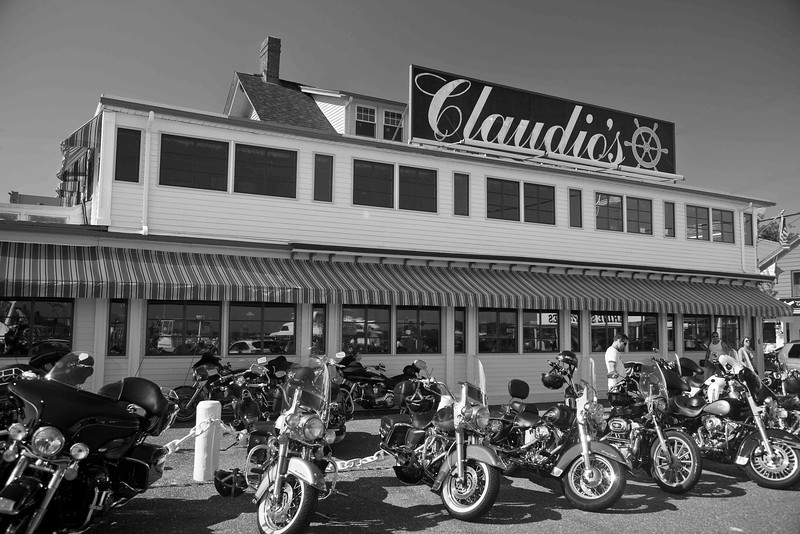 Claudio's, Greenport (oldest one family owned restaurant)