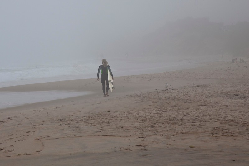 Surfing in the Mist, Ditch Plains