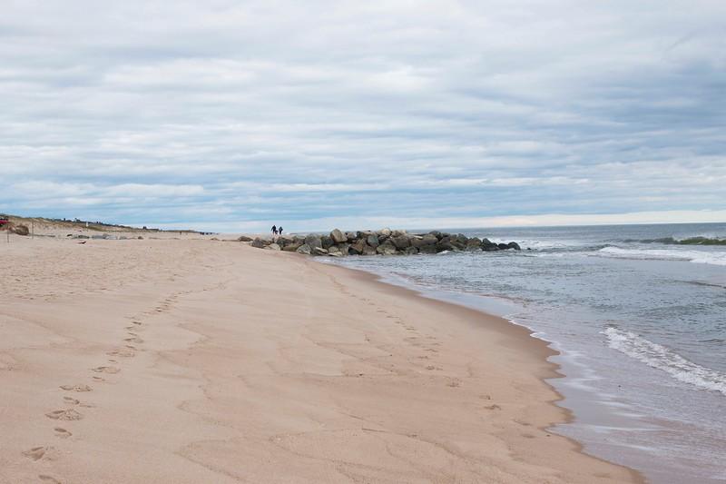 Peaceful April Day, Main Beach