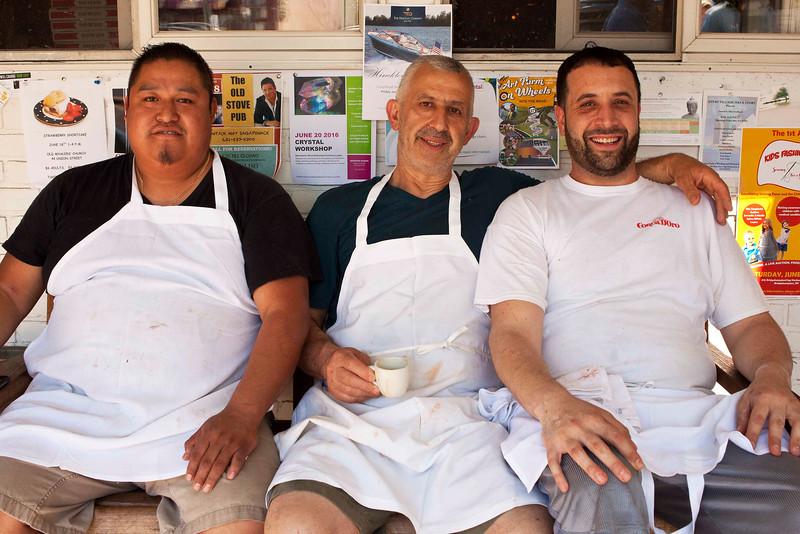 Conca D'Oro Chefs, Sag Harbor