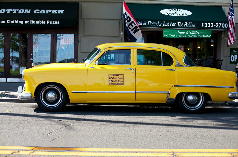 1953 Dodge Taxi, Greenport