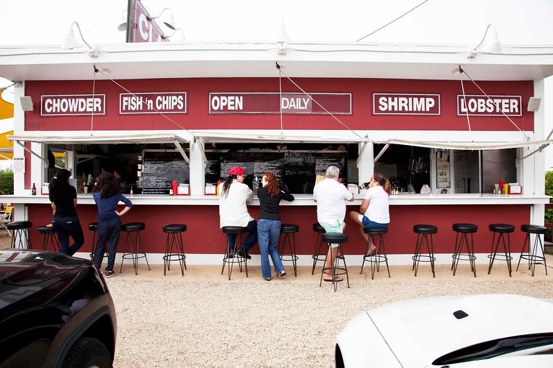 Clam Bar, Napeague, September