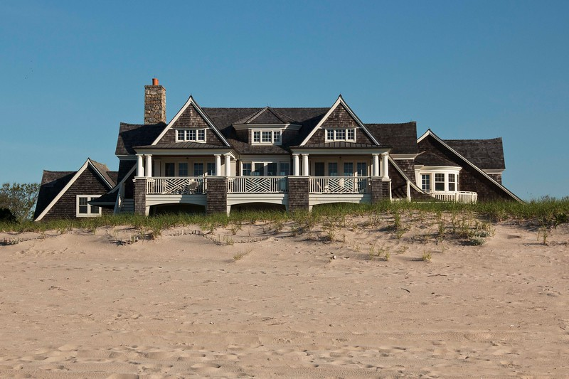 Oceanfront Home, Wainscott Beach