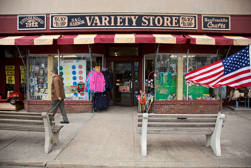 Sag Harbor 5 and 10 Cent Store