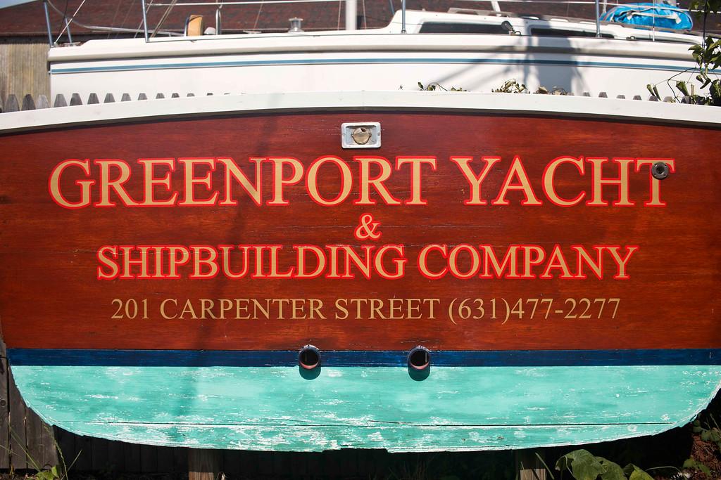 Greenport Yacht & Shipbuilding Company