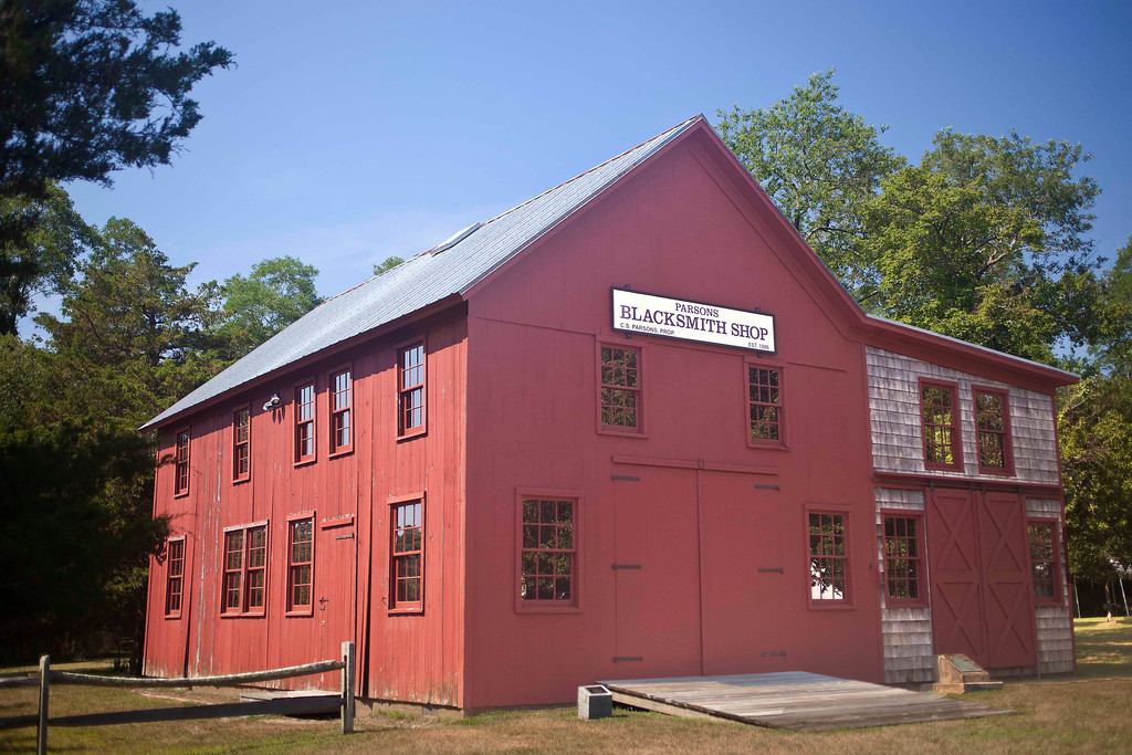 Parsons Blacksmith Shop, Est. 1886