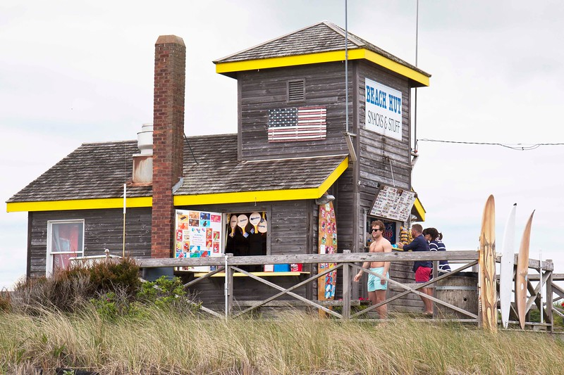 Beach Hut, Atlantic Beach, Memorial Day Weekend, 2017