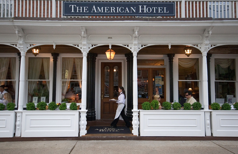 American Hotel, Sag Harbor