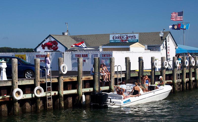 Crabby Jerrey's, Greenport