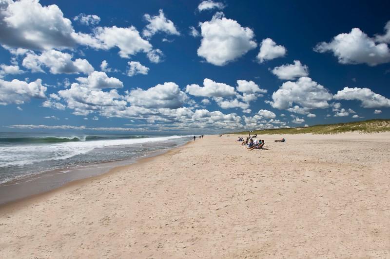 September Day, Indian Wells Beach