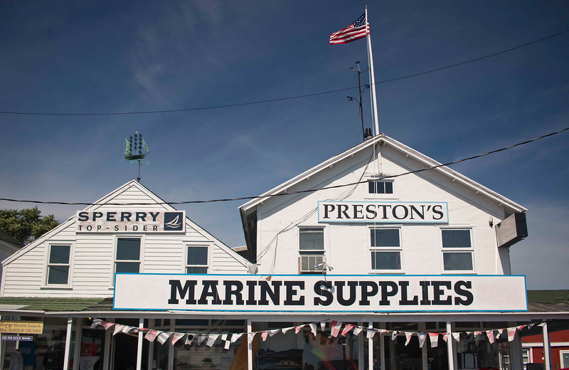Preston's Marine Supplies, Greenport