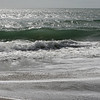 ocean side waves