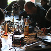soldering with mate