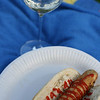 vegan sausage and fine wine: epic bbq