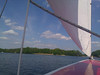 first sail of 2013 on tegeler see