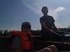 sailing tegeler see with carina   skytee