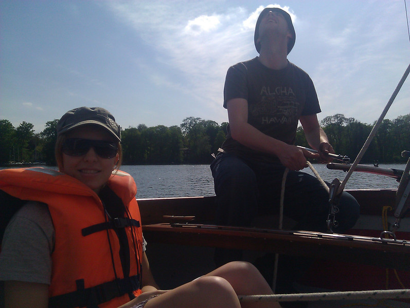 sailing with carina   skytee