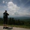 skytee at clingman's dome