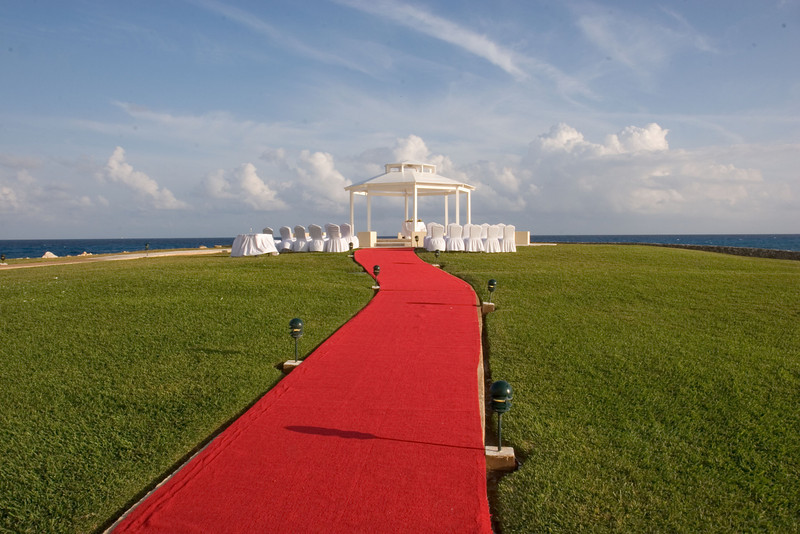 Wedding Set, Cancun