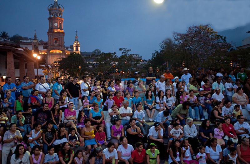 Spectators, Puerto Vallarta