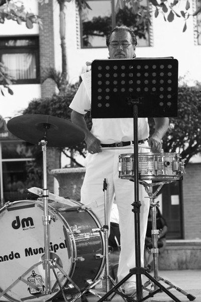 Drummer, Banda Municipal