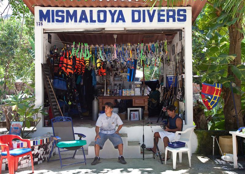 Near Mismaloya Beach, Puerto Vallarta