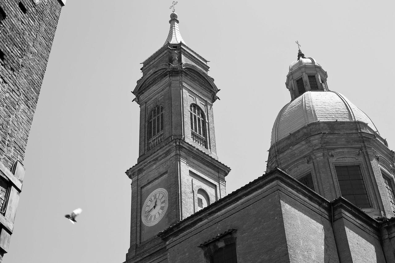 Tower, Bologna