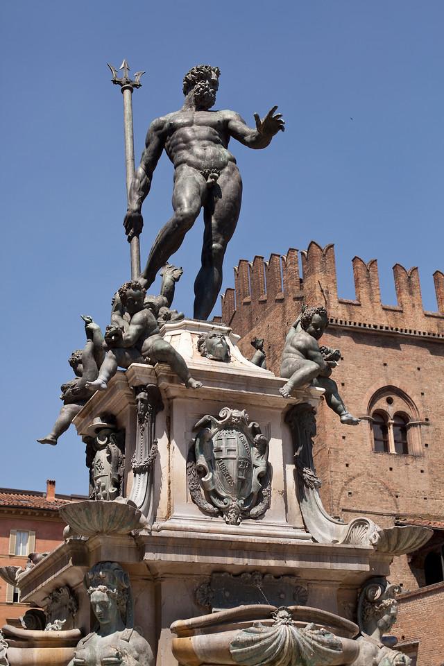 Statue of Poseidon, Bologna
