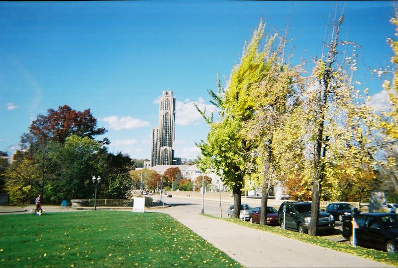 Cathedral of Learning (Pitt)