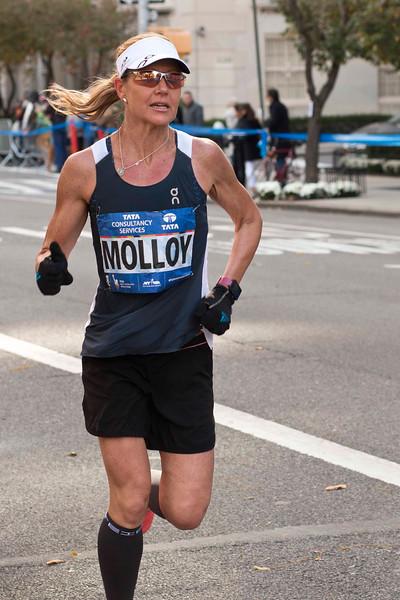 Kirsten Molloy, Australia, 37th place, 2:54:59