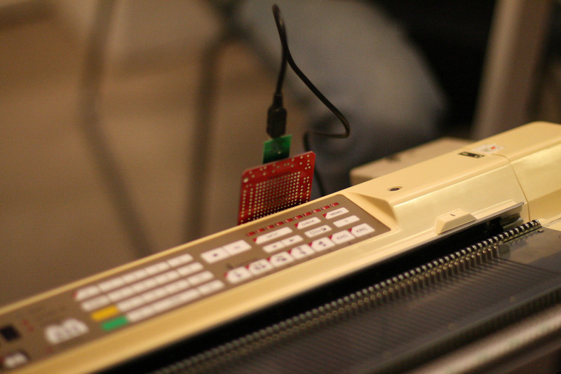 travis' msp40 circuit dongle for emulation of the external tandy floppy disk drive