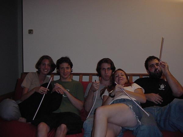 group pixiesticks