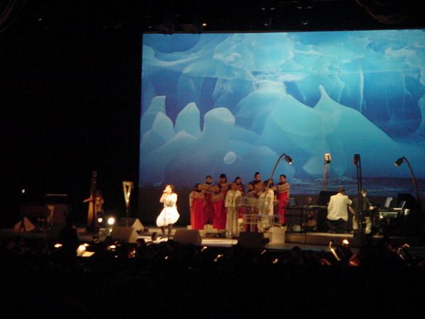 bjork concert radio city music hall
