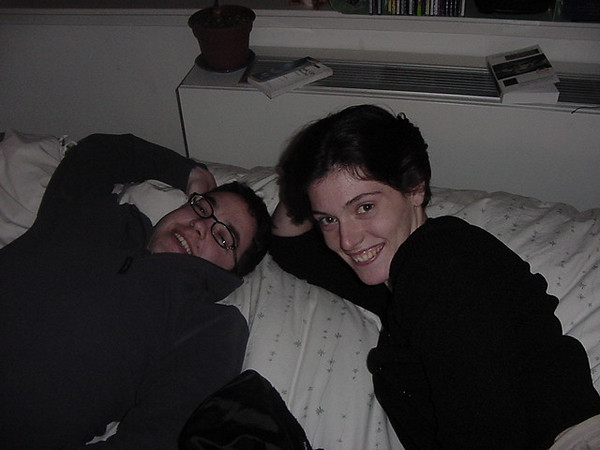 erin and sean visit