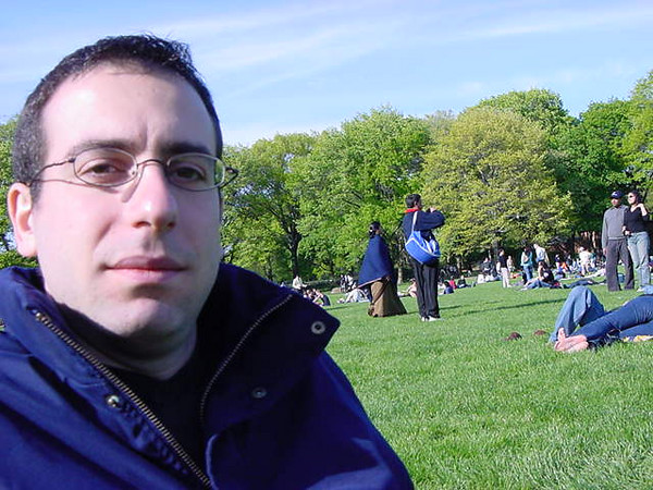 danny and i go to sheep\'s meadow