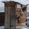 Outhouse Norwegian Creek Ranch.