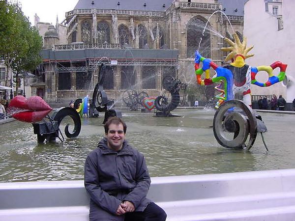 danka stravinsky fountain