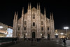 30 November 2016: the Duomo of Milan, a temple to God.