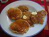 dairy-free oatmeal pancakes