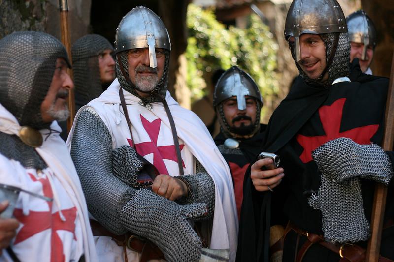 make sure we get footage of our crusade