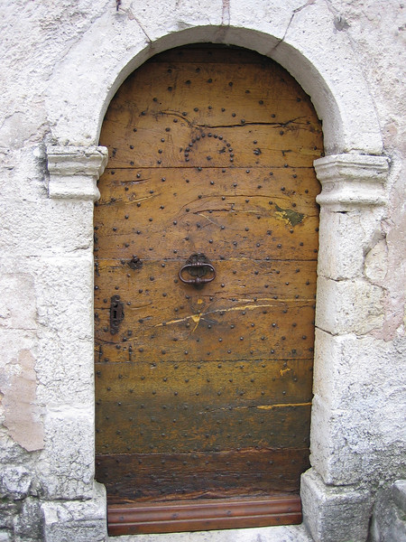 door in trigance