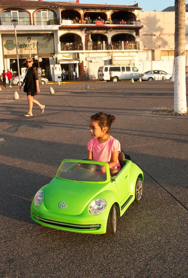 Testing Electronic Car