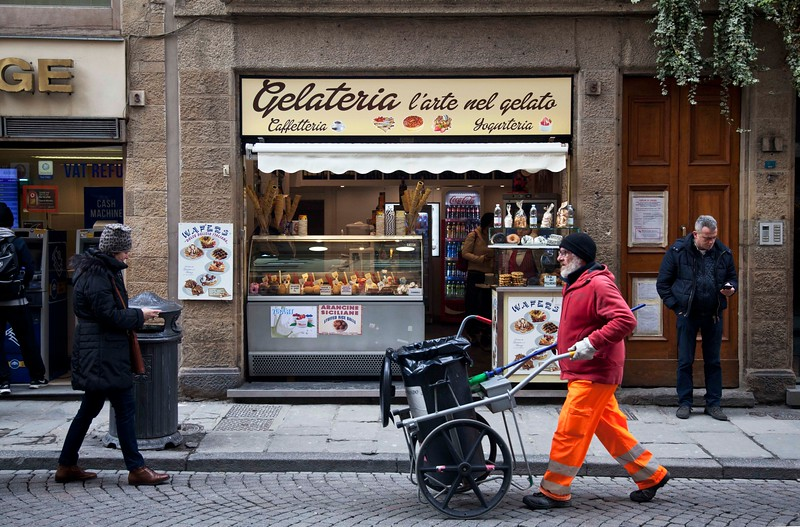 Gelateria, Florence