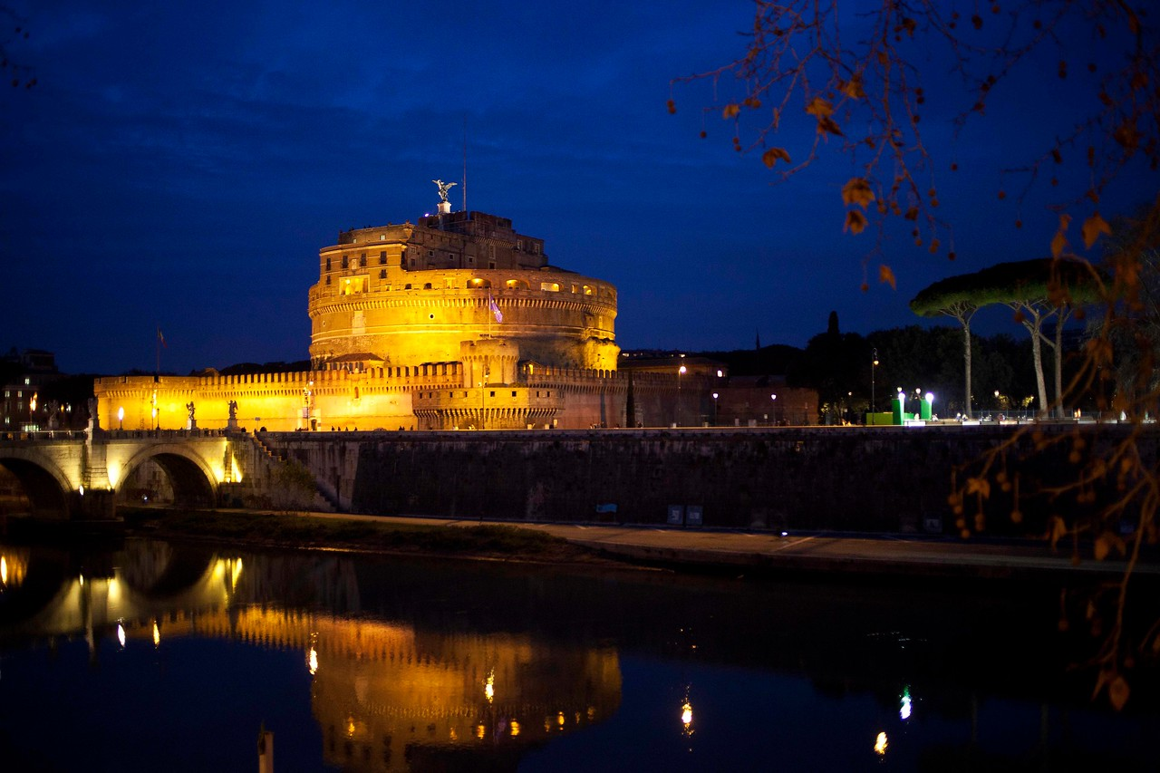 Castel Sant'Angelo (also known as Hadrian's Tomb)